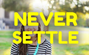 Why You Should Never Settle for Okay 🌃 — Steemit