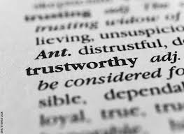 traits of trustworthy people success