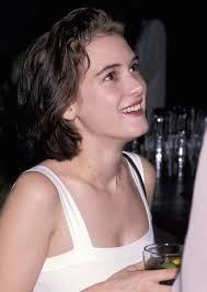 Rare Pictures of young Winona Ryder