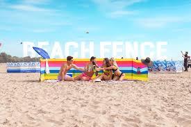 Beach Windscreens Beach Fence