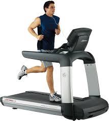 100 life fitness flex deck treadmill