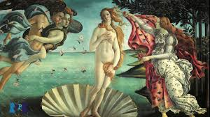 Guardalo dal vivo! | La nascita di Venere di Botticelli - YouTube