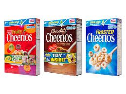 cereal eats cheerios showdown part 2
