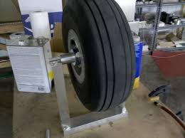 balancing tires wheels homemade