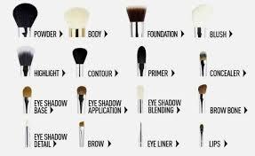 makeup brush chart bonmo tbcct co