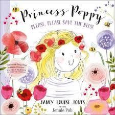 Princess Poppy by Janey Louise Jones | Waterstones