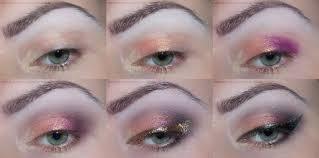 evening glamour makeup tutorial