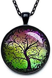 necklace tree of life pendant necklace