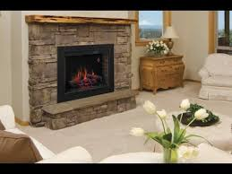 consider an electric fireplace install