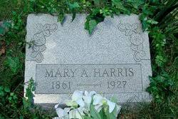 Mary Adeline Harris (1861-1927) - Find A Grave Memorial