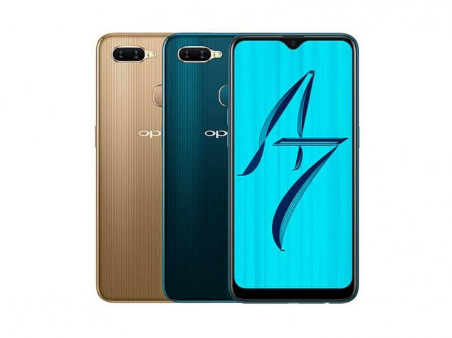 Image result for Oppo A7:""