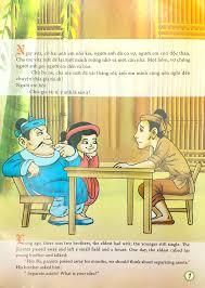 Sách Truyện Cổ Tích Chọn Lọc - Hai Anh Em Và Ba Con Quỷ (Song Ngữ ...