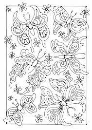 Kleurplaat Vlinders Gratis Kleurplaten Om Te Printen