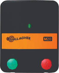 Murdoch S Gallagher Fence Energizer M20 Yardmaster