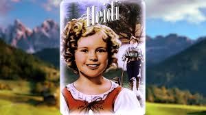 HEIDI (1937) Film Completo - Versione Colorizzata