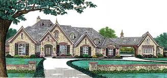 house plan 66248 french country style