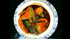 KALWAN RECIPE IN MARATHI / CRAB CURRY ...