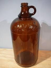 glass javex bleach glass bottle 64 oz