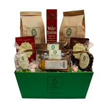 gift box rostovs coffee and tea