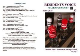 RESIDENTS VOICE