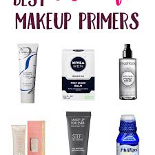 what is the best silicone makeup primer