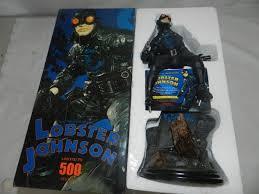 Electric Tiki Lobster Johnson 14 ...