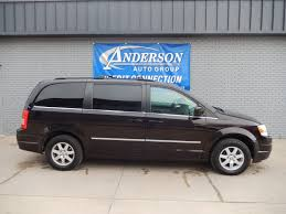 2010 chrysler town country anderson
