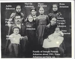 Joseph Pickens Johnston (1862-1915) - Find A Grave Memorial