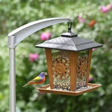 Perky Pet Universal Feeder Pole For Hanging Bird Feeders 5107 4 The Home Depot