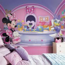 York Wallcoverings Walt Disney Kids Ii Minnie Wall Mural Reviews Wayfair