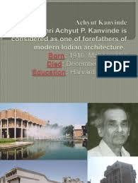 Achyut Kanvinde   Architectural Design   Agriculture