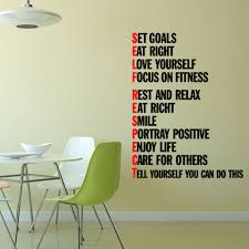 Selfrespect Inspirational English Proverbs Wall Stickers For Kids Rooms Bedroom Living Room Office Home Decor D118 Wall Stickers Aliexpress