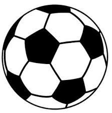 Soccer Ball V1 Decal Sticker
