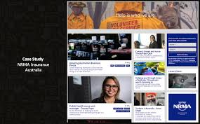 how nrma insurance strengthened their