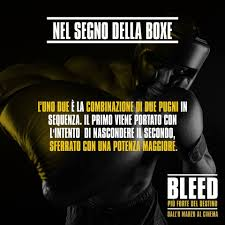 BLEED - Più forte del destino - Home