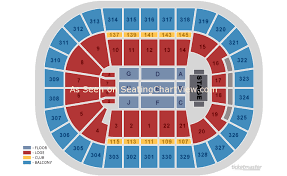 td garden boston ma seating chart view