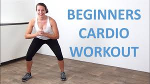 cardio workout for beginners 20
