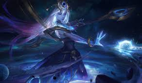 dark cosmic lux skins artist