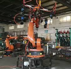 zhengzhou invech robot wood pallet