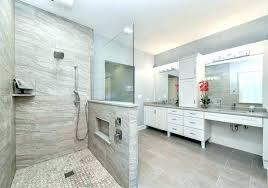 concrete shower floor ideas paint