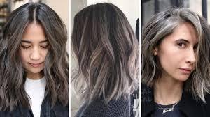 Trend 2019 Smoky Hair Czyli Popielate Wlosy Blog Hairstore
