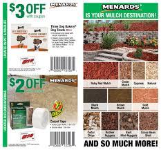menards lighting groceries home goods
