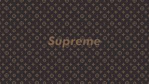 hd wallpaper louis vuitton supreme