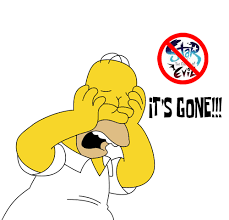 Homer Simpson cries when Star vs The Forces Of Evil it's gone   Fandom