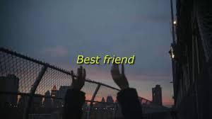 rex orange county best friend lyrics