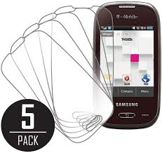 Samsung Gravity Q T289 - Clear ...