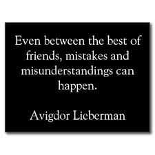friendship mistakes postcards zazzle com quotes sorry