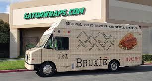 Food Truck Wraps Designs Costs Gatorwraps