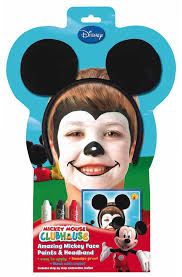 kids mickey mouse ears kit mickey