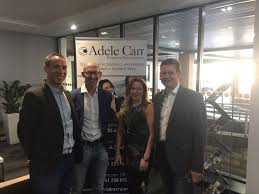 DOUBLE DIGIT GROWTH AND A RECORD YEAR FOR ADELE CARR